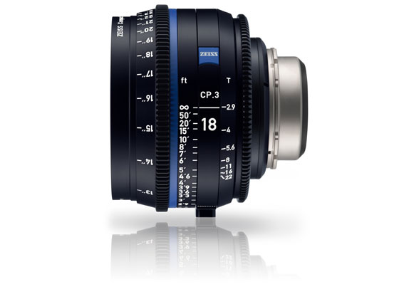 Compact Prime CP 3 18mm